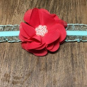 Accessories - Infant Floral Headband